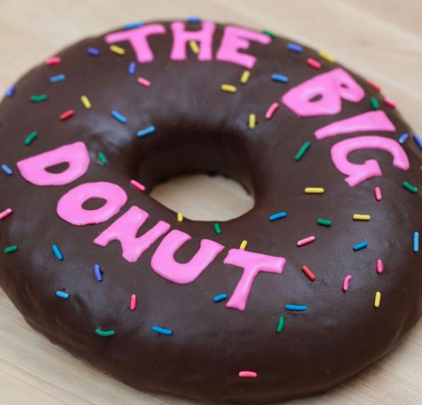 À la recherche du Big Donut