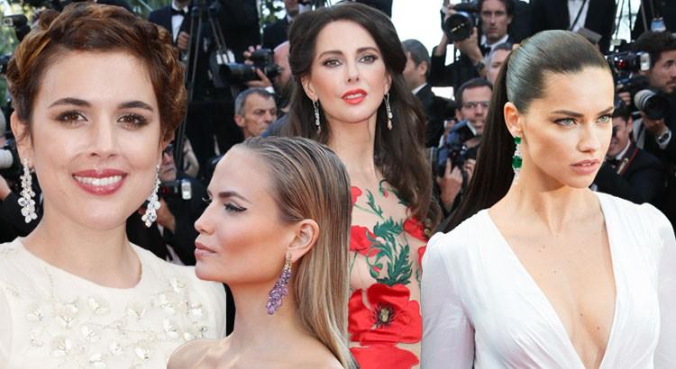 Cannes 2016 : les plus belles coiffures de la semaine