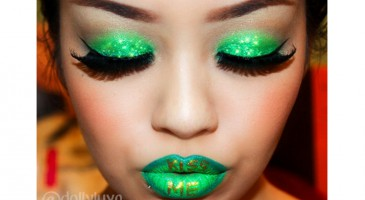 Elles osent un makeup pour la Saint-Patrick