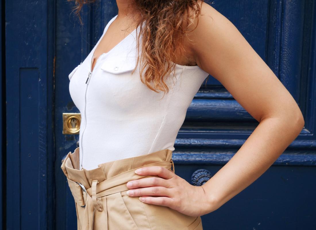 look-ootd-paperbag-pantalon-body-veste-cuir-vegetal-mistress-rocks-blogueuse-7